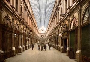 Galeries Saint-Hubert 1890s